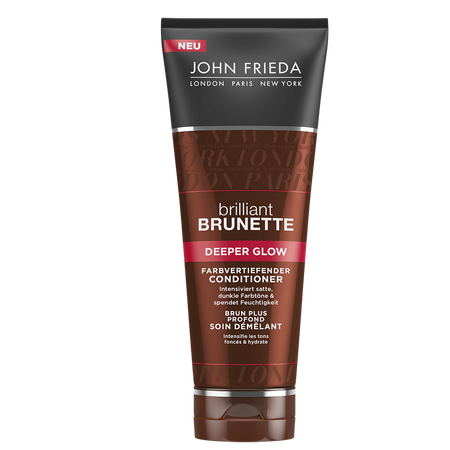 JOHN FRIEDA Brilliant Brunette Deeper Glow  farbvertiefender Conditioner