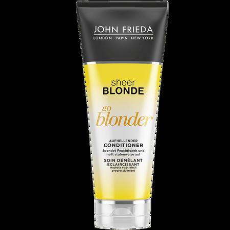 JOHN FRIEDA Sheer Blonde Go Blonder aufhellender Conditioner