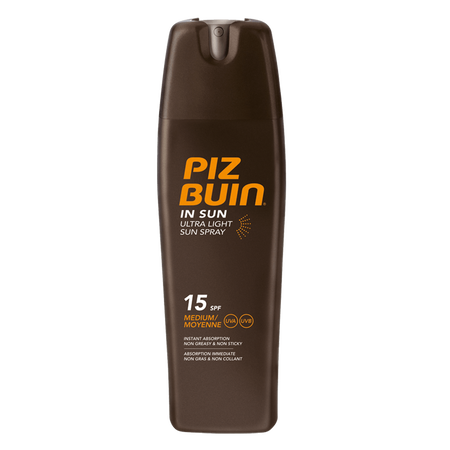 PIZ BUIN In Sun Ultra Light Spray LSF 15