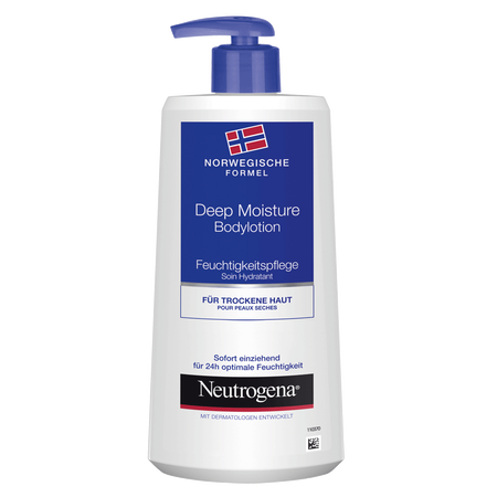 Neutrogena Deep Moisture Bodylotion