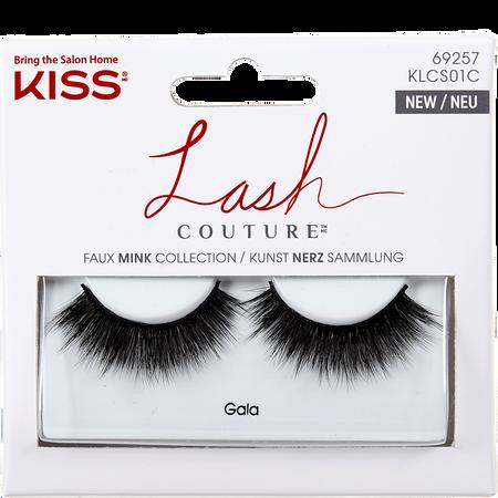 KISS Lash Couture faux mink Wimpern Gala