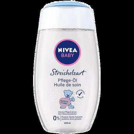 NIVEA Baby Streichelzart Pflege Öl