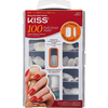 Bild: KISS 100 Full Cover Short Square Nails