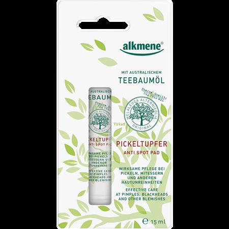 alkmene Teebaumöl Pickeltupfer