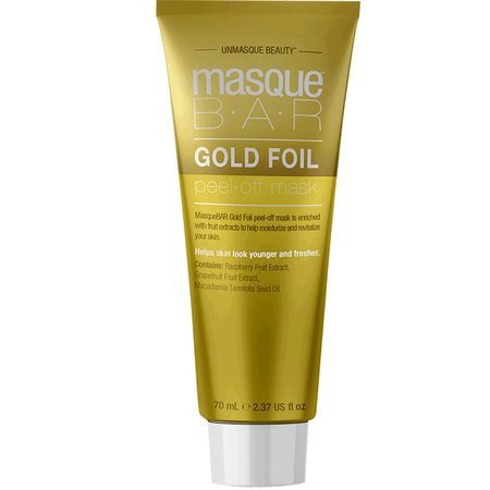 masque BAR Gold Foil Peel-off Maske Tube