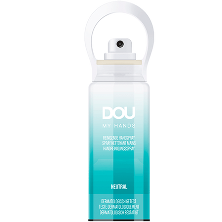 DOU my hands Handreinigungsspray Neutral