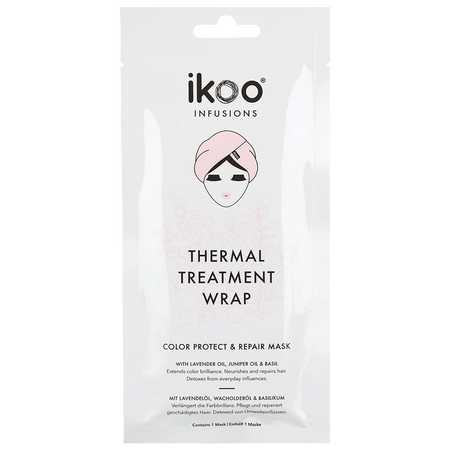 ikoo INFUSIONS Haarmaske Color Protect & Repair Mask