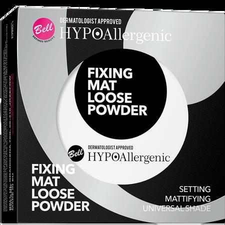 HYPOAllergenic Fixing Mat Loose Powder