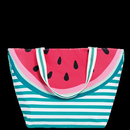 LOOK BY BIPA Badetasche Wassermelone
