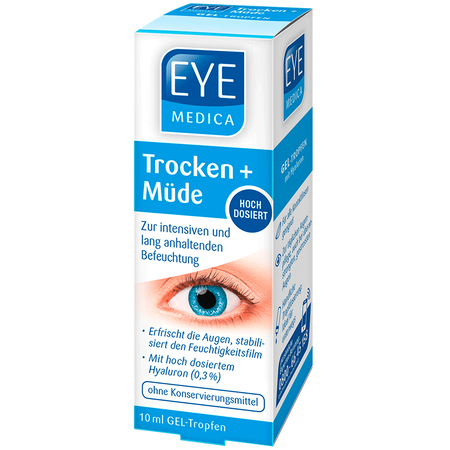EyeMedica Trocken + Müde