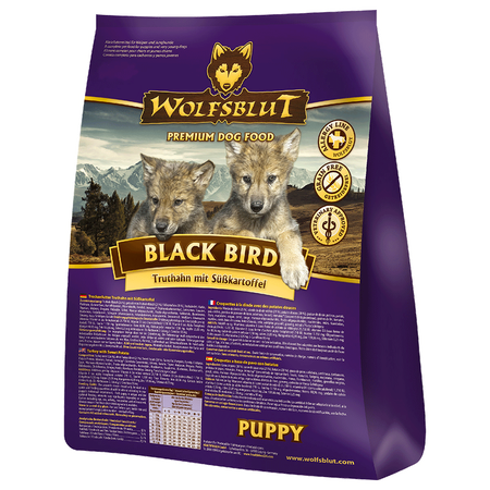 Wolfsblut Black Bird Puppy