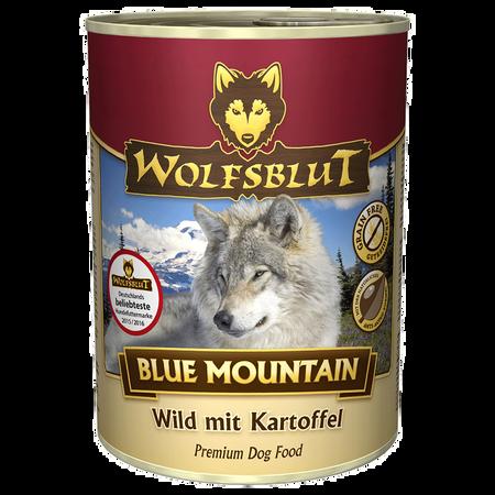 Wolfsblut Blue Mountain Wildfleisch