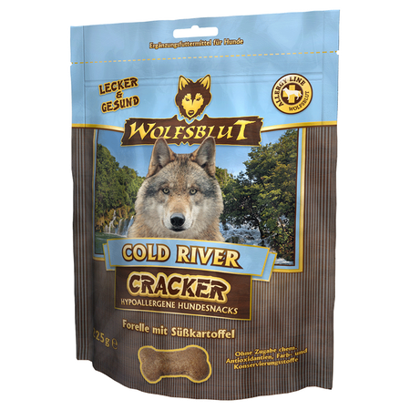 Wolfsblut Cracker Cold River Forelle