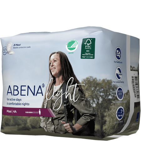 Abena Einlagen Light Maxi 4A