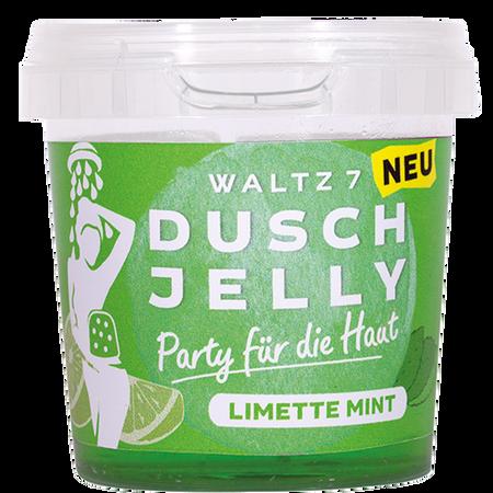 WALTZ 7 Duschjelly Limette Mint