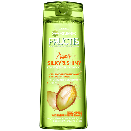 GARNIER Fructis Slik & Shine Shampoo
