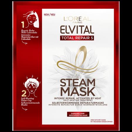 L'ORÉAL PARIS ELVITAL Total Repair 5 Steam Mask