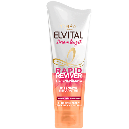 L'ORÉAL PARIS ELVITAL Dream Length Rapid Reviver Tiefenspülung intensive Reparatur