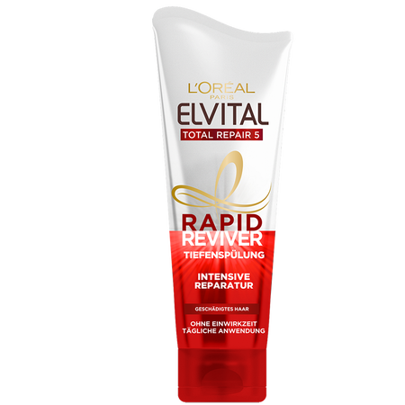 L'ORÉAL PARIS ELVITAL Total Repair 5 Rapid Reviver Tiefenspülung intensive Reparatur