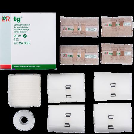 LOHMANN & RAUSCHER Rosidal® sys Ulcus cruris Kompressionssystem