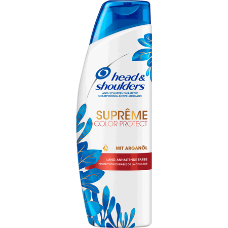 head & shoulders Supreme Rot Shampoo