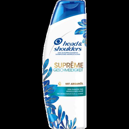 head & shoulders Supreme Blau Shampoo