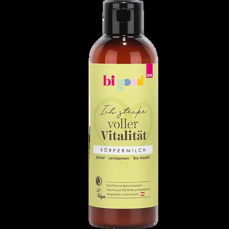 bi good Natürliche Vitalität Körpermilch