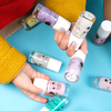 Bild: nailmatic Kindernagellack auf Wasserbasis Set City