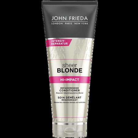 JOHN FRIEDA Sheer Blonde Hi-Impact Reparierender Conditioner