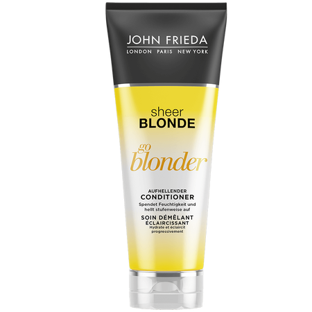 JOHN FRIEDA Sheer Blonde Go Blonder aufhellendes Shampoo