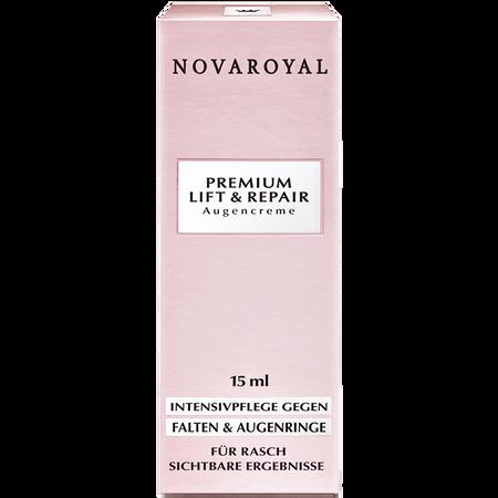 NOVAROYAL Premium Lift & Repair Augencreme