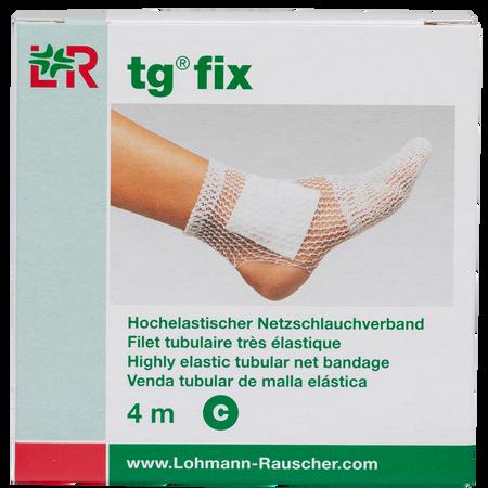 LOHMANN & RAUSCHER tg® fix Hochelastischer Netzschlauchverband 4 m Gr. C