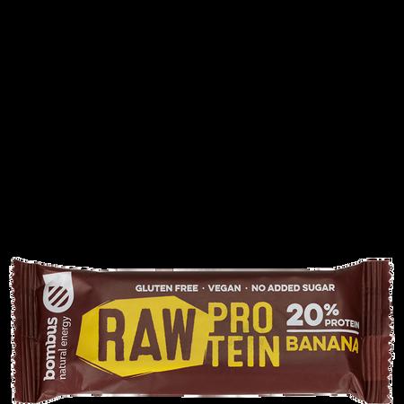 Bombus Raw Protein Bar Banana