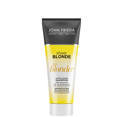 JOHN FRIEDA Sheer Blonde Go Blonder aufhellendes Shampoo Mini