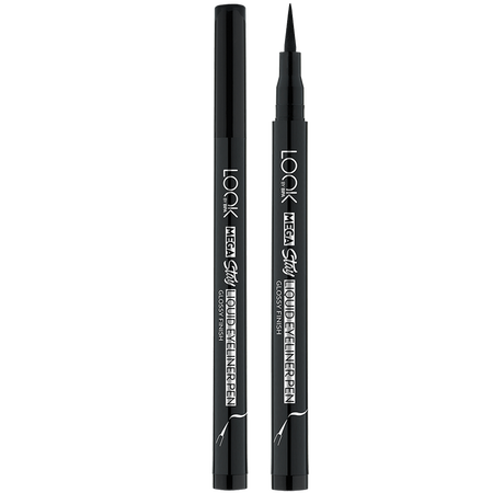 LOOK BY BIPA Mega Stay Liquid Eyeliner Pen