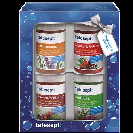 tetesept: Pflegeset Entspannung für Dich