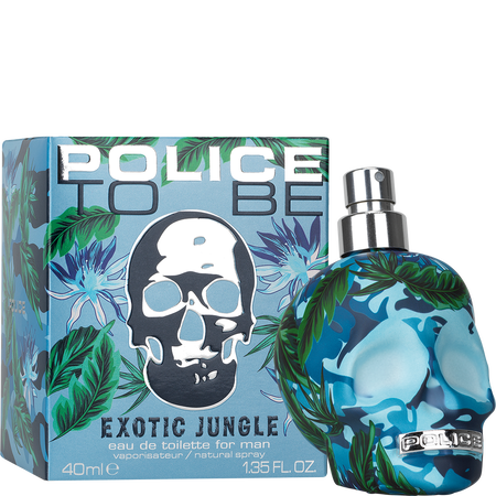 Police To Be Exotic Jungle Eau de Toilette (EdT)