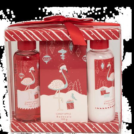 Soapland Flamingo Set Candy Apple