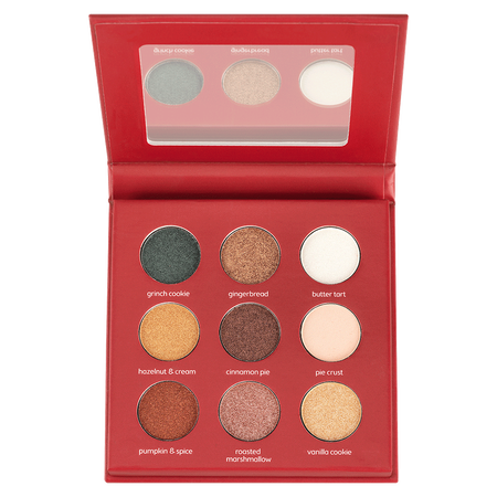 LOOK BY BIPA Christmas Cookie Eyeshadow Selection