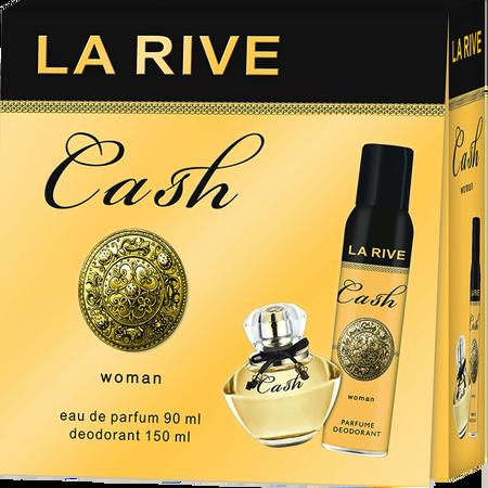 LA RIVE Cash Woman Duftset