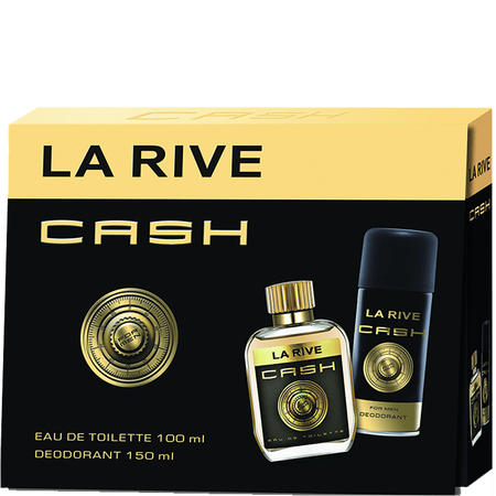 LA RIVE Cash Man Duftset