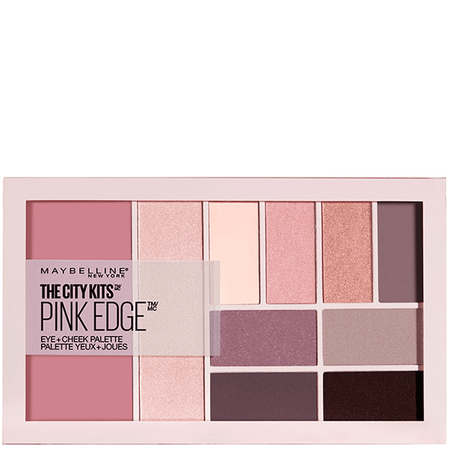 MAYBELLINE The City Kits Pink Edge Palette