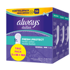 Bild: always dailies Fresh & Protect Slipeinlagen Normal Trio Pack