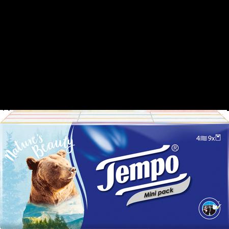 Tempo Tempo Taschentücher Mini Pack