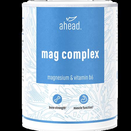 ahead Mag Complex Magnesium + Vitamin B6 Kapseln