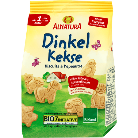ALNATURA Dinkel Kekse