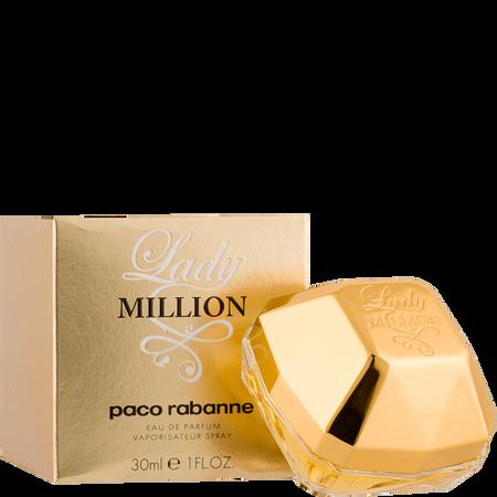 Paco Rabanne Lady Million Eau de Parfum (EdP)