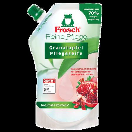 Frosch Flüssige Pflegeseife Granatapfel Nachfüllung