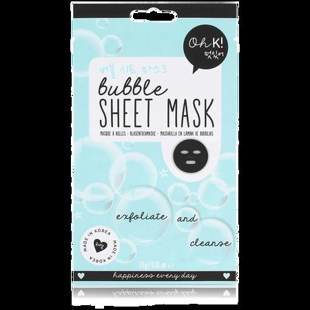 Oh K! Sheet Mask  Bubble