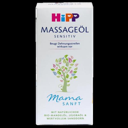 HiPP Mamasanft Massage-Öl sensitiv